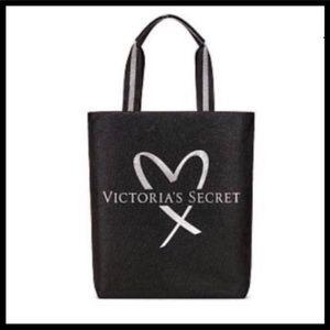 VICTORIA SECRET GLITTER GLAM BAG